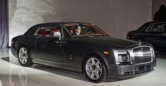 New 2009 Rolls-Royce Phantom coupe |NEW CAR|USED CAR REVIEWS PICTURE