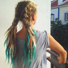 "Previous pinner: ""I'm becoming the best version of myself that I can be ✨ #dreads #dreadlocks"