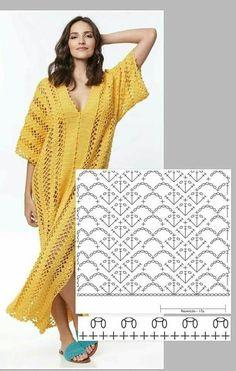 Идея для летней туники/домашнего платья