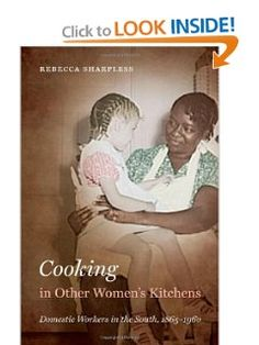 As African American women left slavery and the plantation economy behind, many entered domestic service in southern cities and towns. Cooking was one of the primary jobs they performed in white employers' homes, feeding generations of white families and, in the process, profoundly shaping southern foodways and culture.