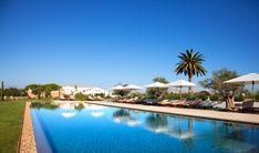 Swimming pool in Torralbenc, Menorca