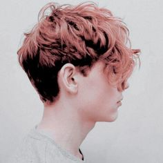 P i n t e r e s t : ⚪candy milk⚫ character aesthetic, aesthetic hair, neil josten, pink Hair Inspo, Hair Inspiration, Aesthetic Hair, Character Aesthetic, Hair Reference, Pink Hair, Cute Hairstyles, Short Hair Cuts, Hair Goals