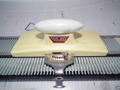 Vintage TUR MIX SV 577 Swiss Made Knitting Machine