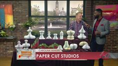 Paper Cut Studios Visual Merchandising, Paper Cutting, Studios, Table Decorations, Inspiration, Biblical Inspiration, Inspirational, Dinner Table Decorations, Inhalation