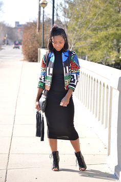 Sweenee Style, Black skirt, black top, Winter Outfit idea, Fall Outfit Idea
