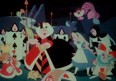 Alice im Wunderland Alice in Wonderland, Kinostart 09.03.1984, USA/Großbritannien 1951
