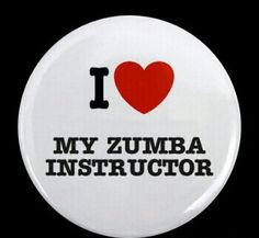 <3 button Zumba Fitness, Health Fitness, Zumba Instructor, Ramadan, Dance, Humor, Signs, Button, Party