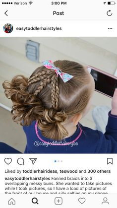 Kids hair styles Kids hair styles The post Kids hair styles appeared first on . Kids hair styles K Girls Hairdos, Baby Girl Hairstyles, Princess Hairstyles, Braided Hairstyles, Cool Hairstyles, Toddler Hairstyles, Wedding Hairstyles, Toddler Hair Dos, Hair And Makeup Tips