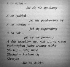 Autor tekstu: Jerzy Wilner; Kompozytor: Jerzy Satanowski; Wykonanie: Magda Umer