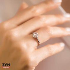 """6,227 Beğenme, 19 Yorum - Instagram'da Zen Pırlanta (@zenpirlanta): """"Elmas ve pırlanta kesimin birlikte kullanıldığı tasarımlar… #ÜrünKodu #1000216090…"""" Little Things, Pretty Little, Bridal Style, Wedding Rings, Engagement Rings, Jewels, Jewellery, Weddings, Instagram Posts"""