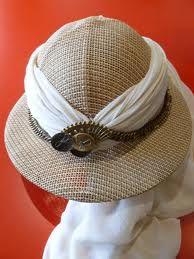 steampunk safari hat - Google Search