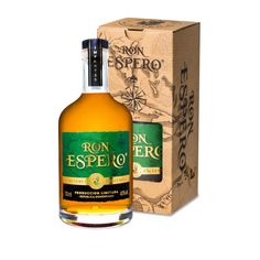 Ron Espero Reserva Exclusiva - Dominican Republic
