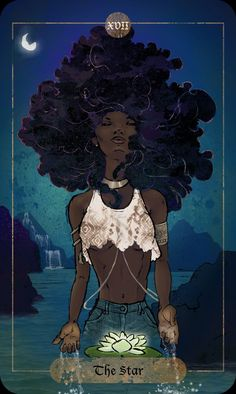 Afro-Punk Tarot, The Star