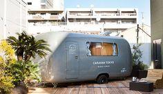 去東京的小巴裡睡一晚吧!Caravan Tokyo工匠打造小巴旅館 - La Vie行動家 設計改變世界