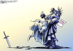 Justice and Liberty together at last. - #EndofDOMA