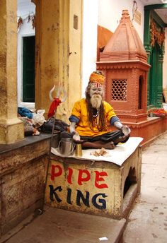 The pipe king