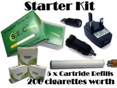 vk ecig starter kit | S-ECigarette | Electronic Cigarette UK | Vaping Products and Starter Kits