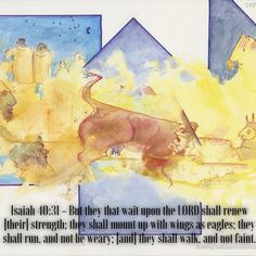 The Wiedmann Bible — The World's Longest Painted Bible-Illustrated Bible Verses  @stepharoo7891