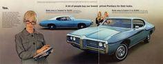 1969 Pontiac Tempest Custom S – The Ex-Secretary's Wanna-be GTO