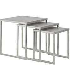 Found it at Wayfair - 3 Piece Nesting Table