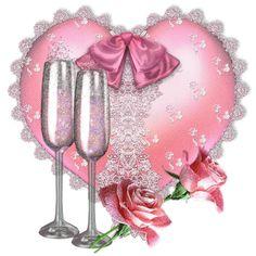 Happy Valentine's Day love cute animated kisses valentine's day happy valentine's day graphics valentine gifs