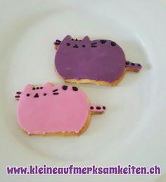 Pusheen Cat Cookies