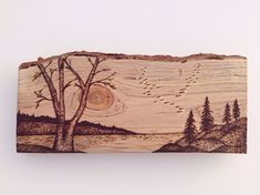 Cherry Woods by SheetsAndSlices on Etsy