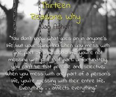 Image result for 13 reasons why clay jensen quotes it has to get better
