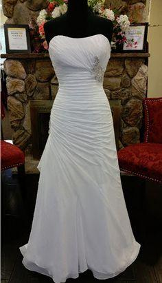 cheap designer destination wedding dresses