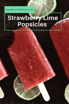 Quick, easy, and healthy summer treat to beat the heat!
