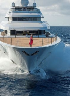 Quattroelle is the first Lürssen yacht designed by Nuvolari ... #superyacht #yacht #megayacht