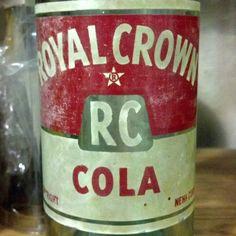 RC Cola #packaging