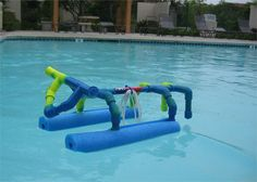"""""""Floatin' Half Breed"""" Roping Dummy Holy Cow I know some little boys who would love this!"""