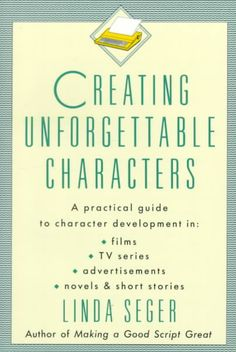 In this book, Linda Seger shows how to create strong, multidimensional characters in fiction, covering everything from research to character block. Interviews with today's top writers complete this es