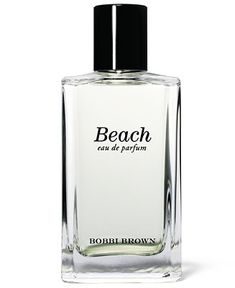 Shop Bobbi Brown Beach Eau de Parfum, 1.7 oz online at Macys.com. WHAT IT IS: An eau de parfum inspired by the beach, this best-selling fragrance captures the atmosphere and essence of summer. WHY IT'S DIFFERENT: Designed with a lightly intoxicating blend of sand jasmine, sea spray, and mandarin, this fragrance is wearable anytime, anywhere.