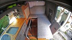 Fed up with the usual Rock n Roll bed layout this is my take on a more practical layout for how we use the van. Rock And Roll Bed, T4 Camper, Van Life, Lounge Wear, Vw, Layout, Blog, Ideas, Loungewear