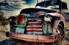 Chevrolet Truck, Christmas  Art Prints From Wuthrich Photography. www.wuthrichphotography.com. https://www.facebook.com/wuthrichphotography