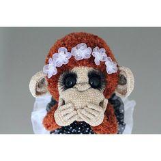 Автор фото @ermakelena - подписывайте свои фото тегом #weamiguru, лучшие попадут в нашу ленту! #amigurumi #crochet #knitting #cute #handmade #амигуруми #вязание #игрушки #интересное #ручнаяработа #рукоделие