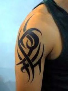 Tribal Arm Tattoos And Arm Band Ideas With Images For Men; Tribal Art And History Of Ancient Tattooing