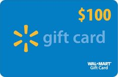 Win a $100 Walmart Gift Card {WW} (3/31/2017) via... IFTTT reddit giveaways freebies contests