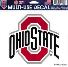 One Size,Scarlet Victory Postcards NCAA Ohio State Buckeyes Bottle Coolie with Opener