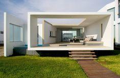 Contemporary Beach House Design Ideas - Mildirectory.com