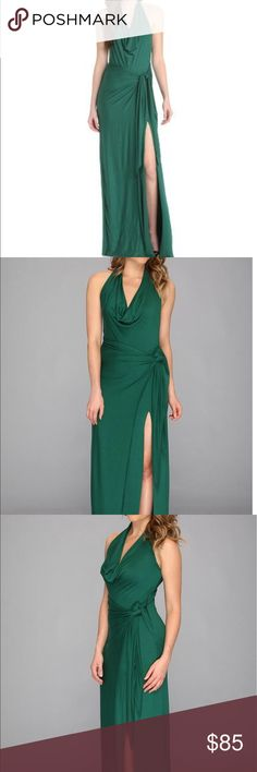 NWT Rachel Pally Antonia Dress Brand new with tags Rachel Pally Antonia Dress in Malachite Green. Size small. NWT. Sold out. Picture of white dress only here to show how it looks on he back. Actual dress is the green color shown in three other pictures. Long. Never altered. Rachel Pally Dresses Maxi