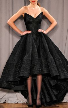Embroidered Organza Gown by Zac Posen for Preorder on Moda Operandi--Yes, I am drooling.