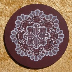 Lace Art Creations - Just Lace & Ornaments