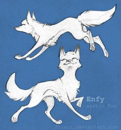 enfy by Fukari on deviantART . Character Sketch / Drawing Illustration inspiration>>>>I struggle so much with animals. Especially furry ones :P Animal Sketches, Animal Drawings, Drawing Sketches, Cool Drawings, Illustration Inspiration, Illustration Art, Fuchs Tattoo, Anime Wolf, Fox Art