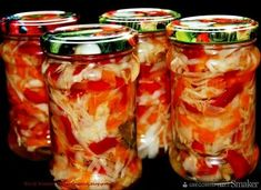 Diabetic Recipes, Preserves, Pickles, Salsa, Mason Jars, Cabbage, Food And Drink, Hot, Outfit Ideas