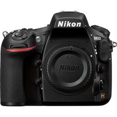 Nikon D810 FX-format Digital SLR Camera Body #Nikon