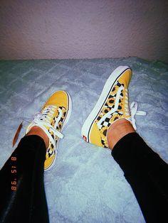 As 9 melhores imagens em Vans amarelas | Vans amarelas, Vans