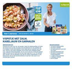 Vispotje met zalm, kabeljauw en garnalen - Lidl Nederland